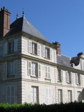 Extérieur du château du Martroy