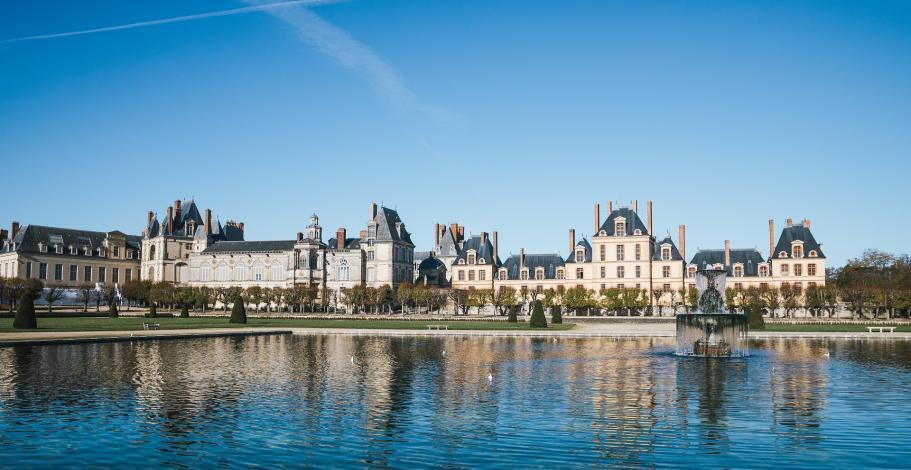 The Château de Fontainebleau